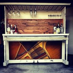 12 Repurposed Piano Projects And Ideas When you are living in a home then there are many things that need to be replaced over time. If you like play