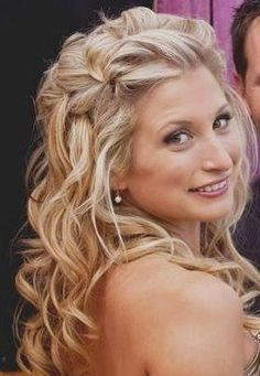 BridesMaid Beautiful Onsite Bridal Hair & airbrush make – Detroit – Spas and Fitness Wedding Hair And Makeup, Bridal Hair, Hair Makeup, Fancy Hairstyles, Wedding Hairstyles, Great Hair, Bridesmaid Hair, Hair Dos, Gorgeous Hair