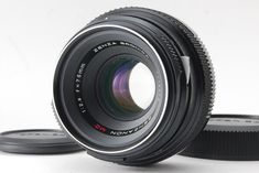 [Exc+++]BRONICA ZANZANON MC 75mm f/2.8 w/box for ETR,ETRS,ETRSi from Japan #200 #Bronica