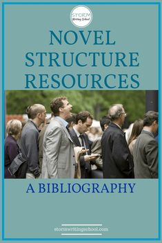 A huge list of resources about structuring novels, compiled from some exhaustive research about story and novel structure.