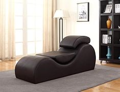 The Container Furniture Direct Devon Collection Modern Faux Leather Upholstered Stretch and Relaxation Living Room Chaise Lounge is a Wonderful Addition to Bring Home. The Ultimate Relaxation Piece, the Chaise Lounge is the Place to Kick Up Your Feet and Unwind after a Long Day. Watch TV, Read a... more details available at https://furniture.bestselleroutlets.com/living-room-furniture/chaise-lounges/product-review-for-container-furniture-direct-devon-collection-modern-faux-le