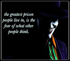 The joker is realll