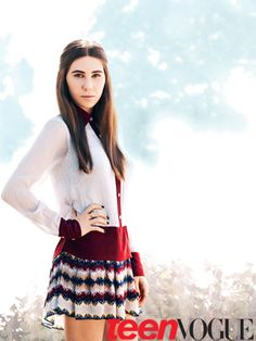 (via HBO's Girls Star Zosia Mamet: Industry Insider: teenvogue.com)