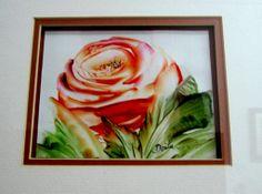 A primeira rosa