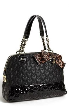 Betsey Johnson High Sequencey Shoulder Bag 93