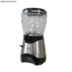 Margarita Machine Ice Crusher Slush Maker Frozen Drink Margaritas Blender Mix