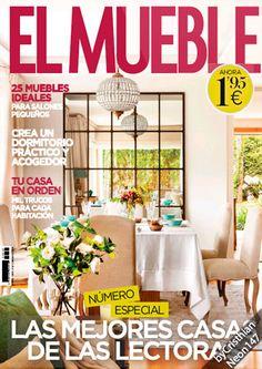 Revista El Mueble - Septiembre 2015. Descargar Gratis pinchando sobre la imagen. #decoración #interiorismo