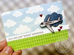 #card #plane
