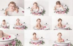 Limited Edition Milk Bath Photography Sessions {Ottawa Photographer}