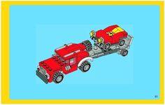 Creator - Construction Hauler [Lego 31005]
