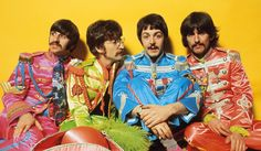 Happy Birthday Sgt. Pepper !   45 years, today.