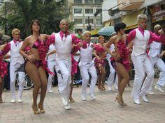 Cali, Colombia...where the true salsa lives...