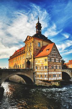 Quaint village in Bamberg | Germany