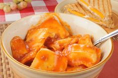 "Pasta Recipe: Homemade ""Chef Boyardee"" Beef Ravioli"