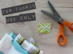 "#YouMightBeACrafterIf  ""Fabric scissors are for fabric only! Anyone who uses them to cut sticky tape or open cardboard boxes will have serious consequences to face.""  http://hg.tv/swq3"