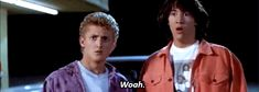 "Bill and Ted still have a lot to teach us 25 years after their Excellent Adventure -- ""I believe our adventure through time has taken a most serious turn."""