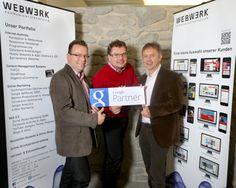 Webwerk ist Kärntens einziger zertifizierter #Google-Partner! Die Auszeichnung bescheinigt die optimale Nutzung der Google-Tools!