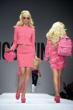 Tartaruga a pois: Moschino Barbie Girl + Fast food = fast fashion
