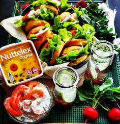 Our Recipes - Nuttelex Lime Pickles, Juice Of One Lemon, Slider Buns, Garlic Aioli, Lemon Lime, Prawn, Fresh Rolls, Sour Cream, Sliders