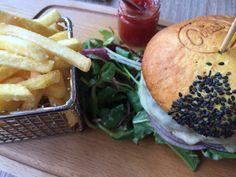 Burger at Coast Restaurants in Rantum.