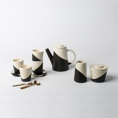 the way the two-tone swoops relate to each other  Shift Porcelain | Apparatus