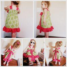 The Piper Dress by DesignedbyDawnNicole, via Flickr