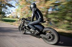 Carbon Fiber Moto Guzzi GT by Renard Motorcycles | HiConsumption