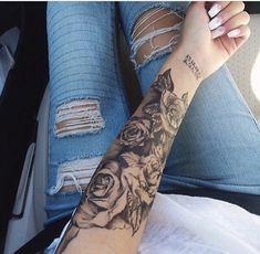 Tattoo Ideen Frauen Arm #frauen #ideen #tattoo #tattooIdeen