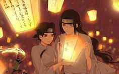 Naruto : Neji x Tenten Boruto, Naruhina, Hinata, Tenten Y Neji, Narusaku, Itachi, Shikatema, Anime Naruto, Naruto Cute