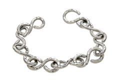Infinity Bracelet by SidKassidy www.sidkassidy.com #infinity #infinity bracelet #silver bracelet