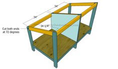 This step by step diy woodworking project is about double dog house plans. Building a large dog house for your pets is a complex project that requires a proper planning. Double Dog House, Large Dog House Plans, Dog House With Porch, Duck House, Wood Projects That Sell, Woodworking Projects That Sell, Woodworking Plans, Diy Projects, Pallet Projects