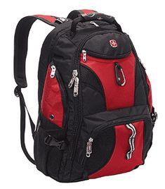 c3d17ae3b180 SwissGear Travel Gear 1900 Scansmart TSA Laptop Backpack Best Hiking  Backpacks