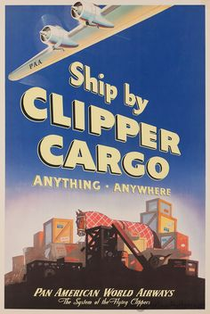 Merchandise & Memorabilia 1945 Old Magazine Print Ad Pan American Airways Thousands Go To Rio By Clipper! Advertising-print