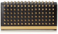 Ted Baker Studded Metal Bar Purse