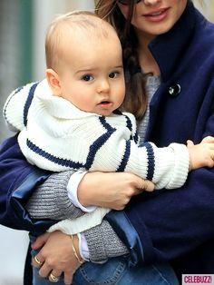 Flynn Bloom -- the son of actor Orlando Bloom and supermodel Miranda Kerr