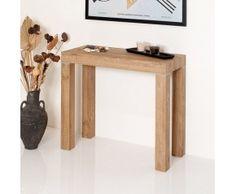 Tavolo consolle allungabile lindo | Tavoli allungabili accessibili ...