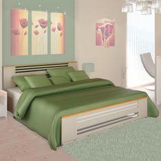 Łóżko 180x200 Levanzo (ze stelażem)