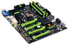 """Placa Base: La mayor parte de los componentes de un ordenador se construye en una sola placa de circuito llamado """"Placa Base"""""""