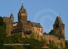 Burgen und Schlösser in Deutschland  Burg Altena im Sauerland