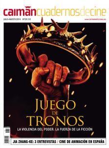 Caimán cuadernos de cine v.80 no.29 (jul.-ago. 2014) http://encore.fama.us.es/iii/encore/record/C__Rb2430847?lang=spi