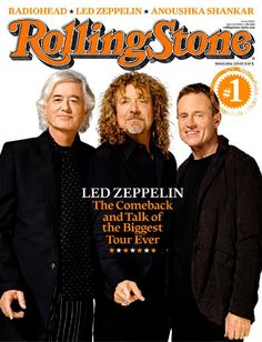 I would so much love to see Led Zeppelin perform again.  Especially if Bonham's son plays the drums!