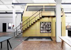 טלי ורקפת T+R studio עיצוב פנים לבתים ומשרדים | עיצוב משרד במנכן