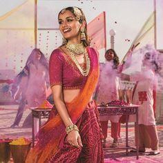 Miss World 2017 Manushi Chhillar Festival Wear, Festival Fashion, Beige Outfit, Miss World, Looking Gorgeous, Beautiful Gorgeous, Bridal Lehenga, Indian Designer Wear, Celebs