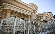 Luxury houses and real estate in Tehran