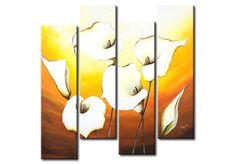 Entdecken Sie unsere bimago Kollektion von handgemalten Wandbildern Blumen #wandbild #wandbilder #handgemaltebilder #handgemalt #wanddekoration #wanddeko #blumen #bliderblumen