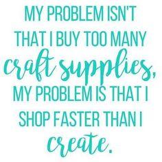 craft supply justification