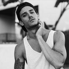@god_sendmodels sur Instagram: Diego photo by kara @kbdawg #karabethnixon #godsendmodels #diegobarrueco #love