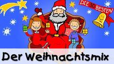 Weihnachtslieder - Der beste Mix || Kinderlieder - YouTube