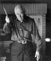 henry miller playing table tennis