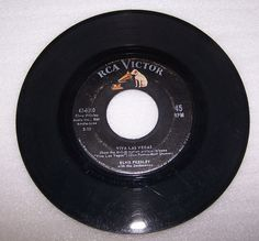 Elvis Presley Viva Las Vegas What'd I Say 45 RCA Victor #47-8360 #RocknRoll